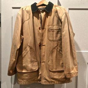 Men's LL Bean Vtg Barn Jacket w/ Removable Liner